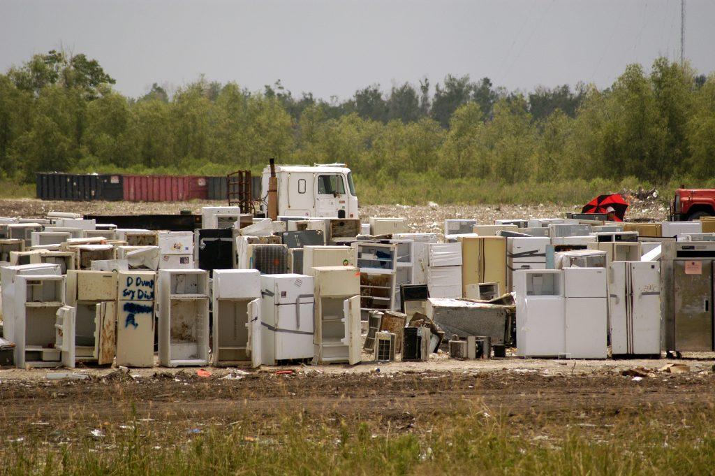 waste appliance