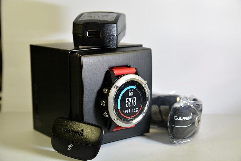 garmin watch helps measure cadence, ground contact time, and other running metrics